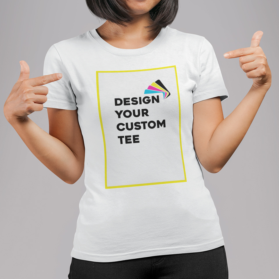 Ladies Ideal Fitted Tee
