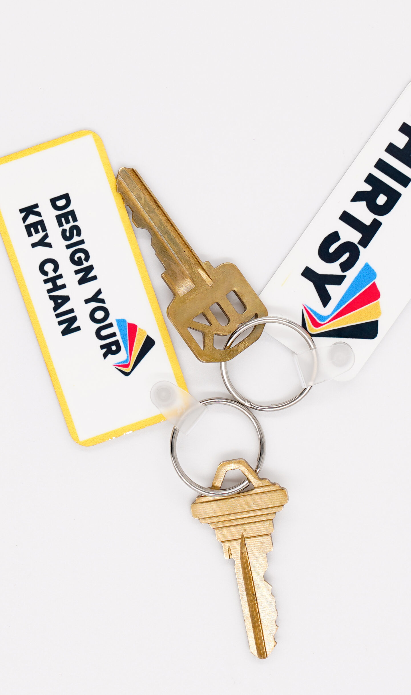 Key Chains (3 Pack)
