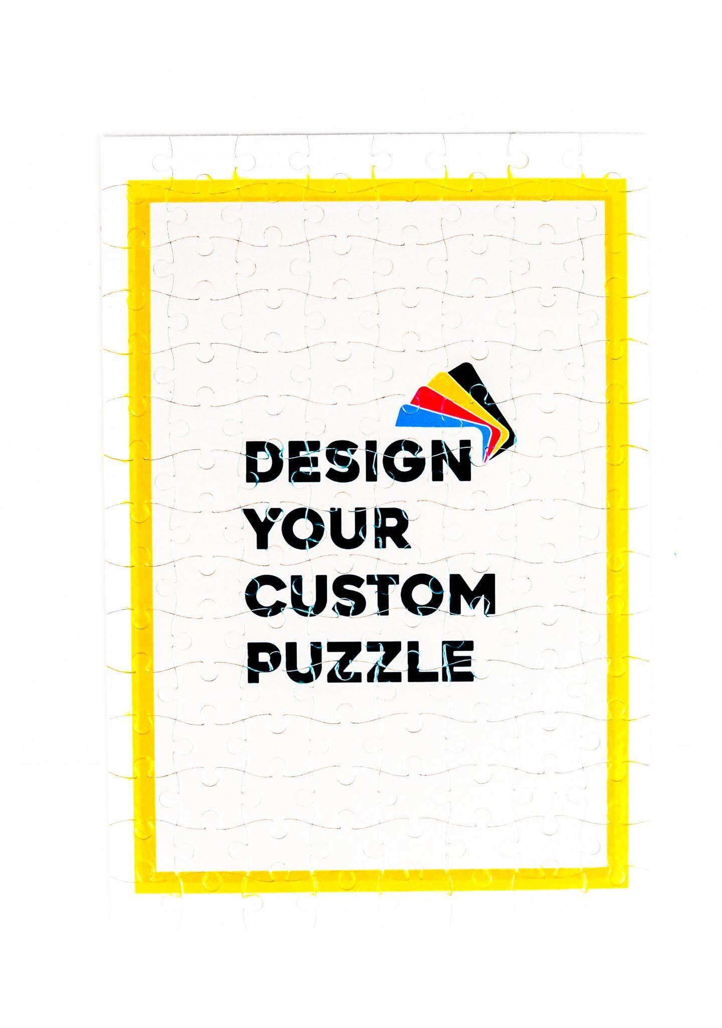Jigsaw Puzzle - Portrait