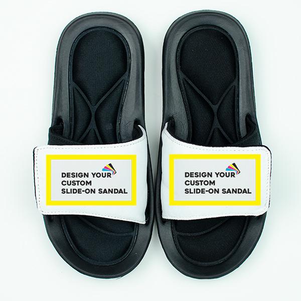 Custom Slide-On Sandals