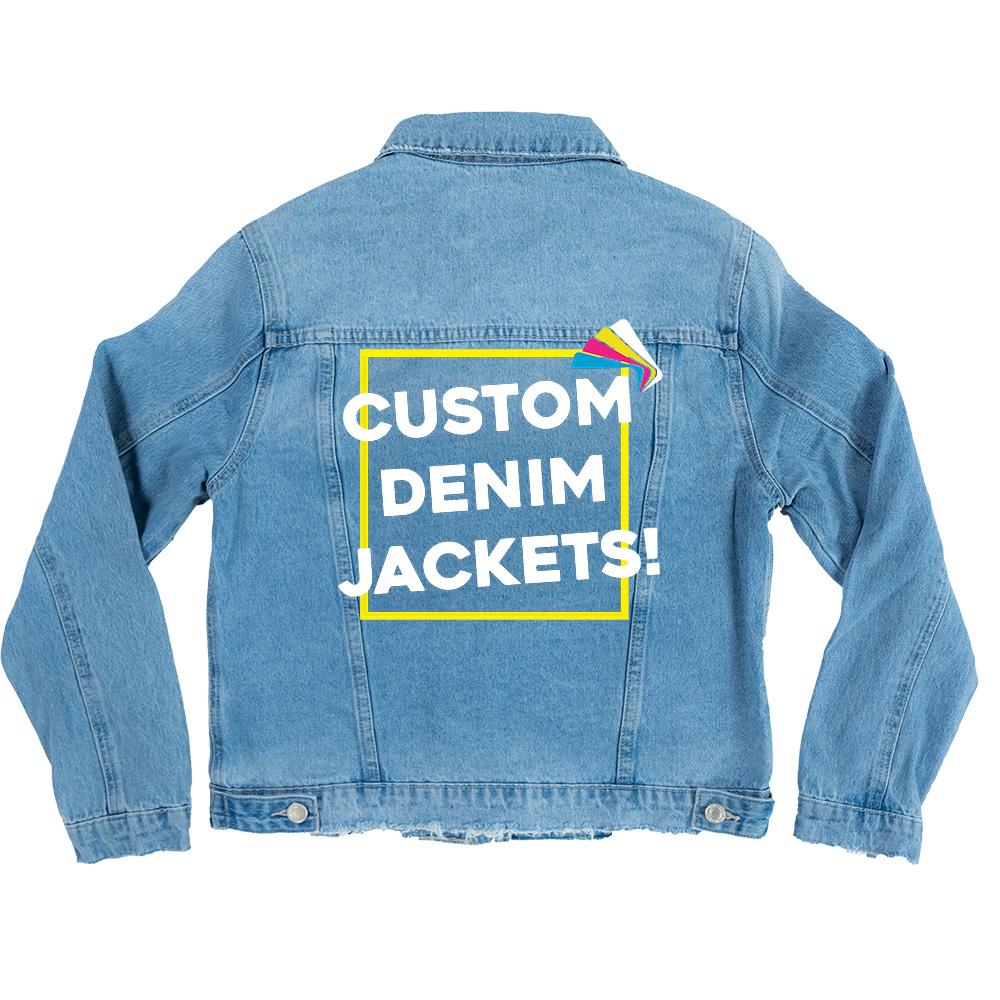 Custom Women's Rigid Classic Jacket